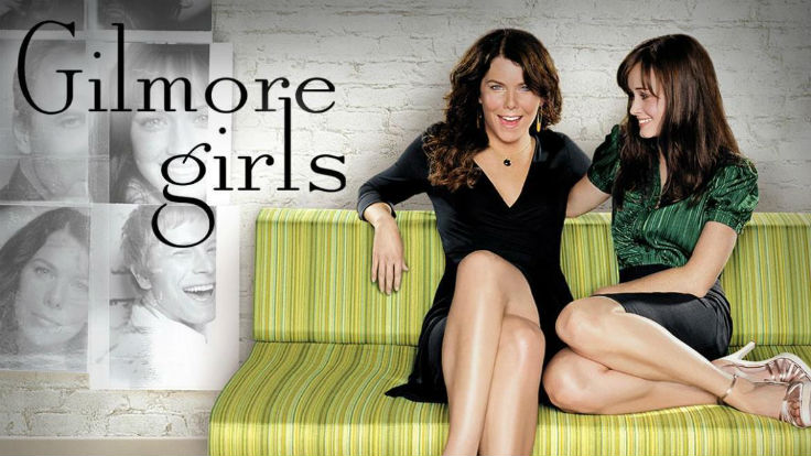 """Von uns heiß geliebt: die """"Gilmore Girls"""". Foto: The CW/WB"""