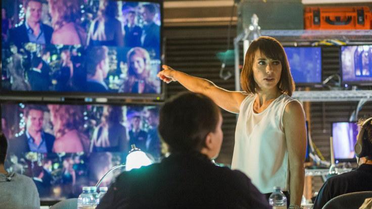 """Da schaut her, wir verkaufen Liebe: Constance Zimmer in """"UnReal"""" Foto: Lifetime"""