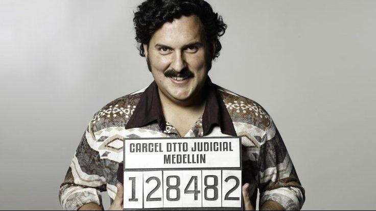 Der bessere Pablo Escobar: Andrés Parra; Foto: Caracol Televisión