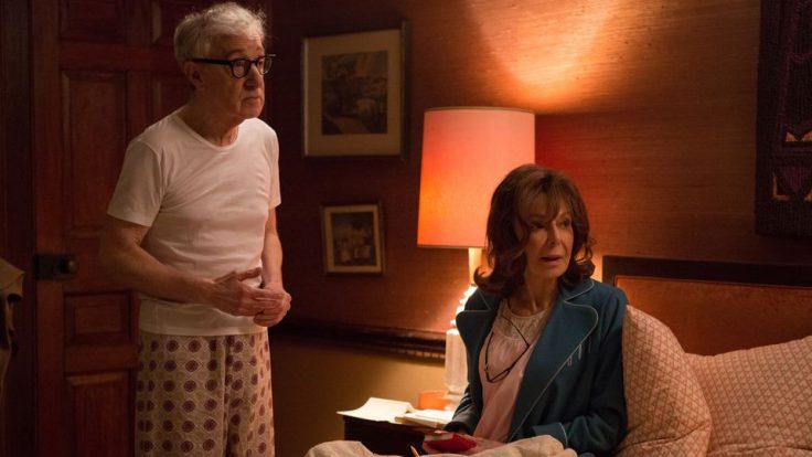 Harmonieren komödiantisch wunderbar: Woody Allen und Elaine May als Ehepaar Munsinger; Fotos: Amazon Studios